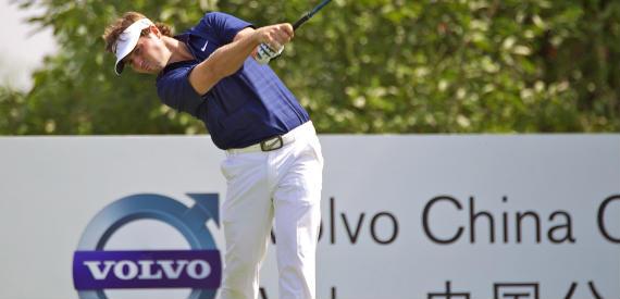 Pablo Martín, mejor español tras una última vuelta espectacular (foto de Volvo In Golf)