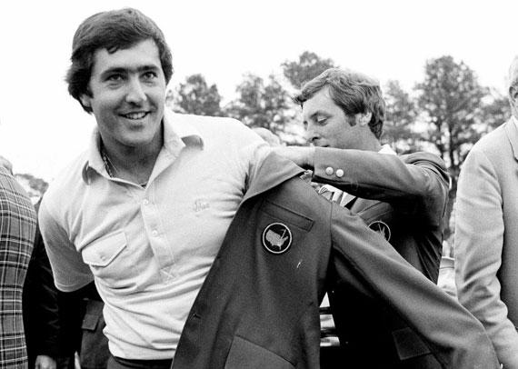 Severiano Ballesteros, el golfista que conquistó el Augusta National para el golf europeo
