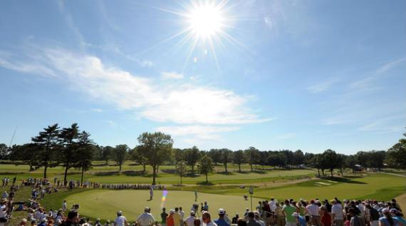 Tras esta edición del AT&T National, el Aronimink Golf Club se despedirá temporalmente del PGA Tour...