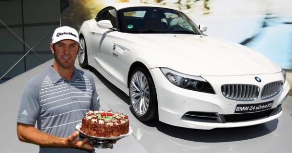 Dustin Johnson, dispuesto a celebrar su 27º cumpleaños con una victoria en Alemania