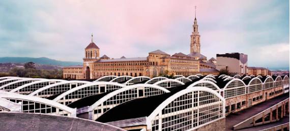 Panorámica de la Laboral Ciudad de la Cultura