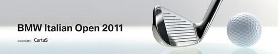 Logotipo del BMW Italian Open 2011