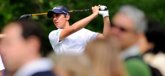 Matteo Manassero ocupa a sus dieciocho años un hueco en el primer plano del golf profesional
