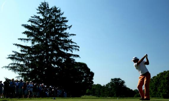 Ausente Tiger, los aficionados estadounidenses esperan que Phil Mickelson consiga su primer US Open