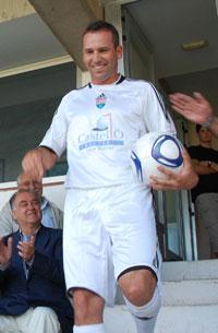 Sergio García, protagonista de la jornada