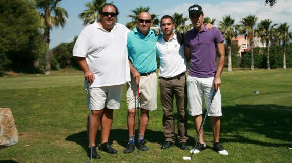 Ganadores del Pro-Am de Playa Serena