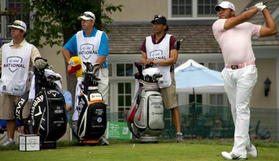 Jhonattan Vegas recupera su sitio en el PGA Tour (foto de Juan Guillén)