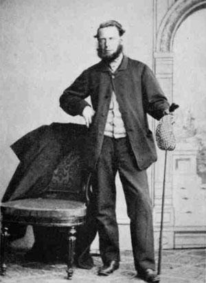 Old Tom Morris en 1860