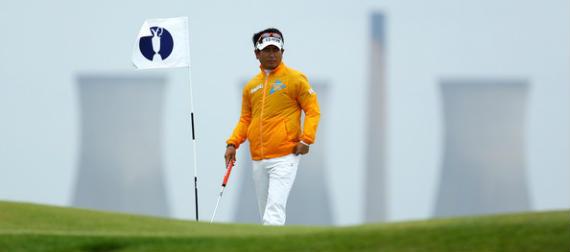 En 2009, Yong eun Yang derribó una barrera del golf asiático al conseguir el PGA Championship