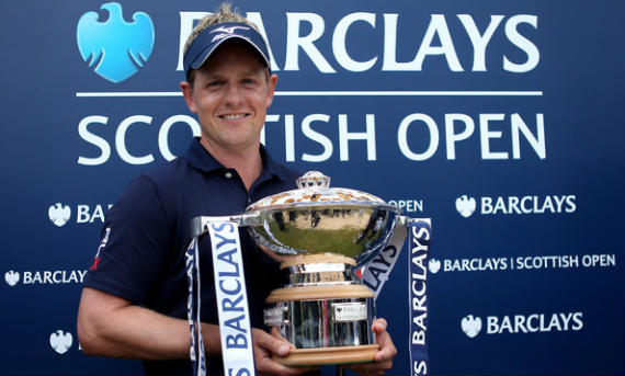 Luke Donald, un número uno del mundo todoterreno, ganador en match play, parkland y links