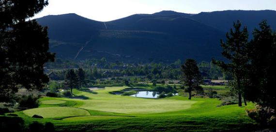 The Montreux Golf & CC, un torneo enclavado en plena naturaleza