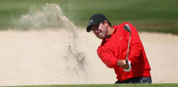José María Olazábal continúa preparándose para el PGA Championship de Atlanta