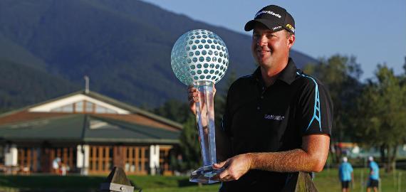No es la primera vez que un golfista sueco falta a la defensa de su título... ¿Se acuerdan de Fredrik Jacobson y el Volvo Masters Andalucía de 2003?