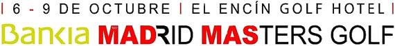 Logo del Bankia Madrid Masters