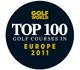 Logo del Top 100 Europe Golf World