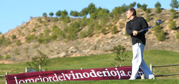 La Liga Golf y Vino finaliza en el Campo de Logroño