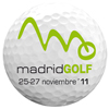 Logotipo de la bola de madridGOLF 11