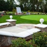 Vista del Memorial Golf Park