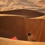 Kaymer, en su reto desértico en la previa del Abu Dhabi HSBC Golf Championship