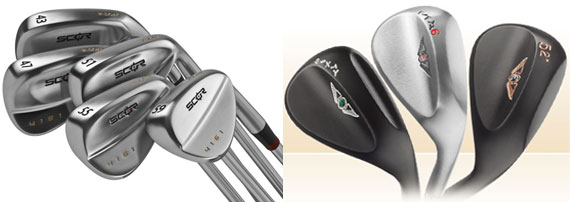 SCORGolf y Edel, wedges de primera