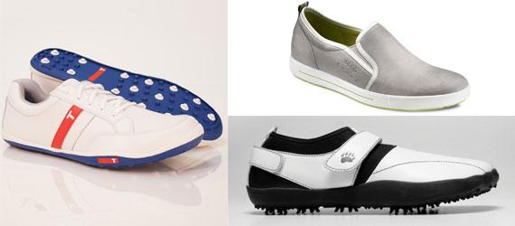 True Linkswear, Ecco y Barefoot BERBS, cómodos y funcionales