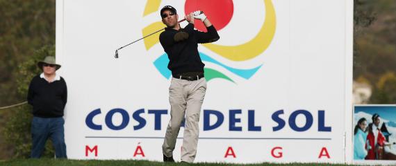 De la Riva, mejor español en el Open de Andalucía