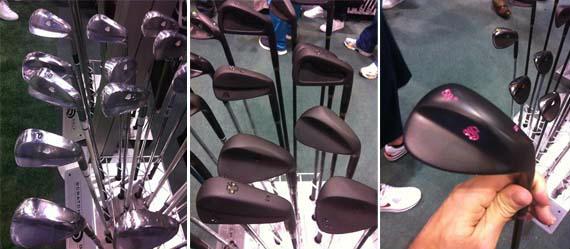 Originales acabados de Scratch Golf en el PGA Merchandise Show