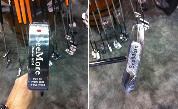 Seemore, también presente en el PGA Merchandise Show