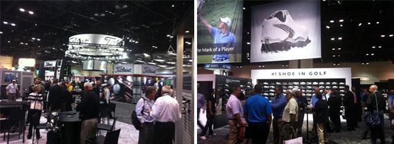 Titleist, demostrando poderío en el PGA Merchandise Show