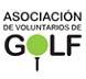 Logo de la Asociación de Voluntarios de Golf