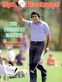 Seve, en la prestigiosa Sports Illustrated.