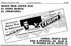 Montaje de titulares publicado en El Mundo Deportivo