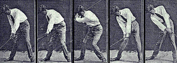 El swing de Jim Barnes