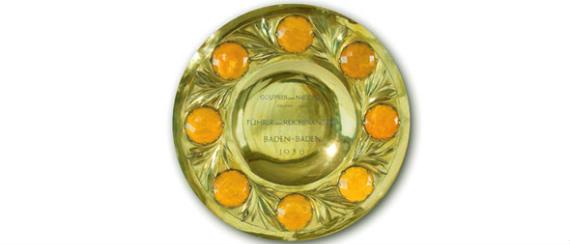 El trofeo del Golfpreis der Nationen