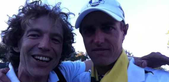 Mike Belindo y Nicolas Colsaerts