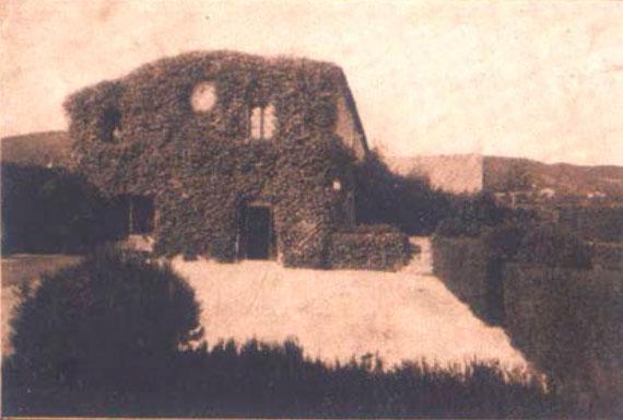Casa club del Real Club de Golf de Pedralbes