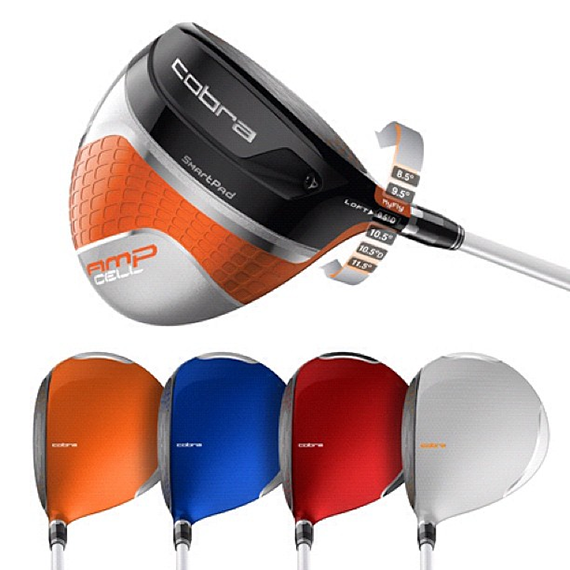 Cobra Amp Cell Drivers