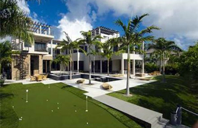 La nueva casa de Rory McIlroy en Palm Beach Gardens1
