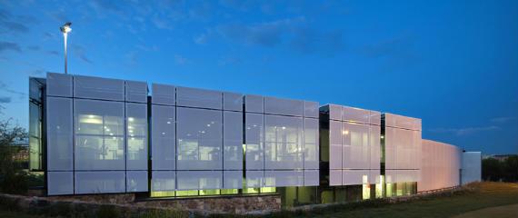 Vista del Centro de Excelencia de la RFEG
