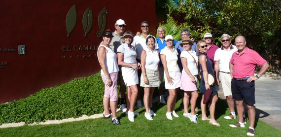 El Camaleón, destino del último viaje organizado por Summum Golf
