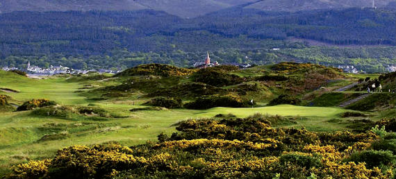 El primer premio del Circuito Medal Summum Golf es un viaje a Irlanda