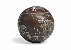 Otra bola de gutapercha (foto © Christie's)