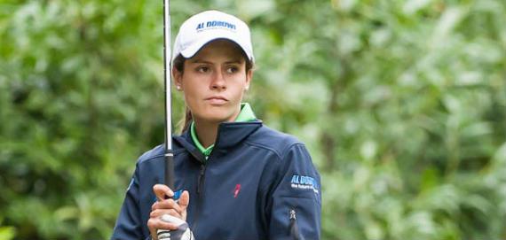 Virginia Espejo debuta en el Ladies European Tour esta semana, en la Lalla Meryem Cup