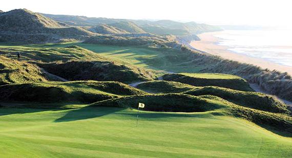 El Ballybunion Golf Course, en Irlanda