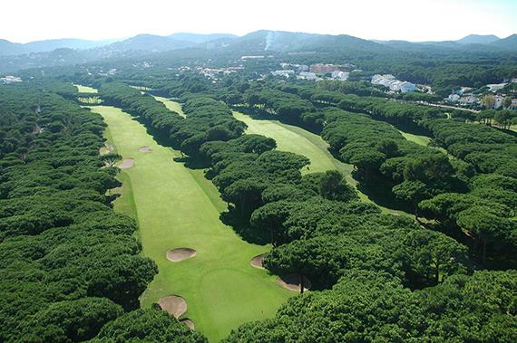 Golf en la Costa Brava (I): Golf Platja de Pals (2)