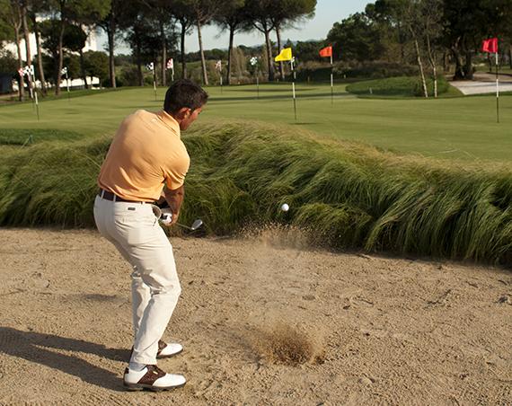 Zona de prácticas de PGA Catalunya