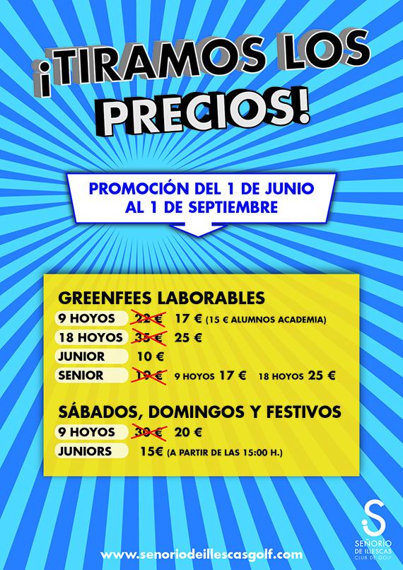 Oferta de Señorío de Illescas para el verano 2013