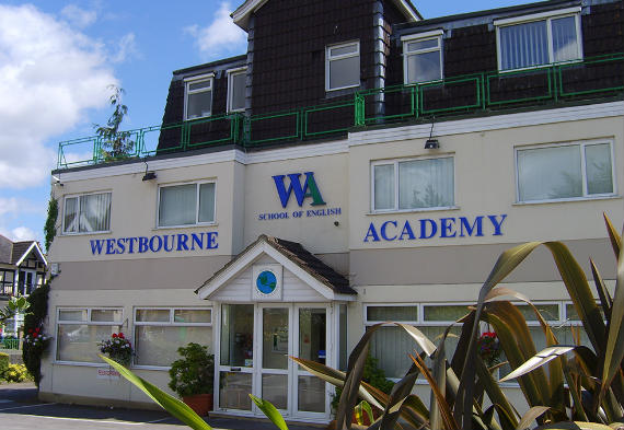 La Westbourne Academy, donde se realizan los cursos de inglés de Golfertón