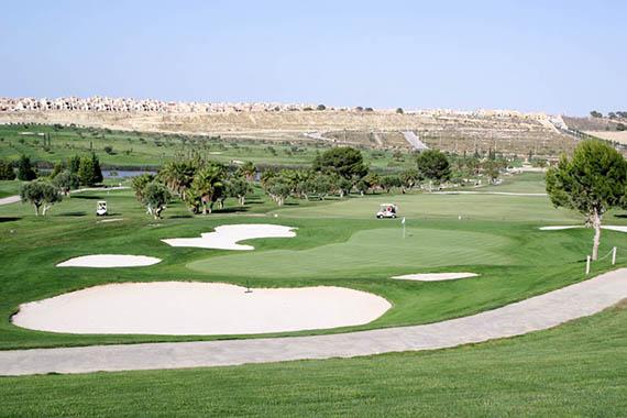 Panorámica de La Finca Golf