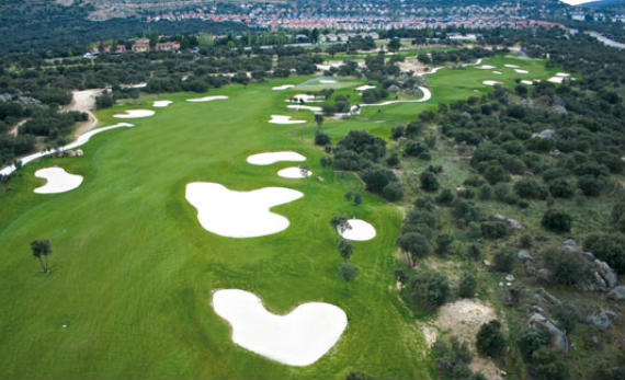 Oferta de Golfspain para Los Ángeles de San Rafael Golf